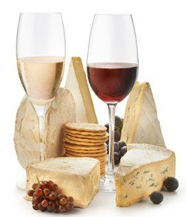 The Perfect Twist: Wine and Cheese Pairing  Standard and creative takes on matching wine with one of its favorite partners.