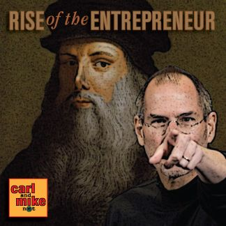 Carl and Mike talk about generational icons. Growing up with no contemporary entrepreneurs to look up to. What schools can do to develop entrepreneurship. #entrepreneurs #leadership