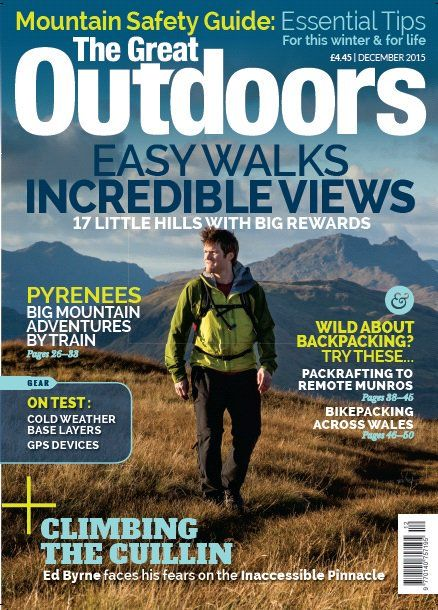 Image result for cold weather camping magazine