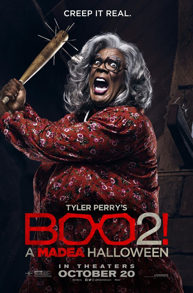 Boo 2 A Madea Halloween Movies Madea Halloween Tyler
