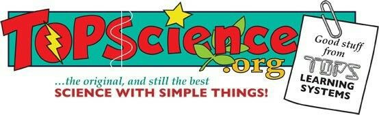 Tops Science Labs: simple, hands on science activities.  They even seem to ask really meaningful questions for student learning.