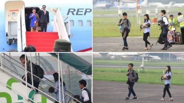 Kritik Jokowi Ajak Keluarga Kunker Politisi: Mohon Saya Jangan Disiram Air Keras atau Dibacok  Republik.in Ada pendukung Joko Widodo yang menganggap bahwa rezim saat ini lebih baik daripada rezim Susilo Bambang Yudhoyono. Namun hal tersebut sirna manakala para pendukungnya menyamakan Jokowi mengajak keluarga dalam kunjungan kerjanya beberapa waktu lalu. Misal ketika dikritik bawa menantu cucu pendukungnya bilang: Pak Anu juga begitu. Jadi sama. Tapi katanya Pak Jokowi lebih baik? Kalau…