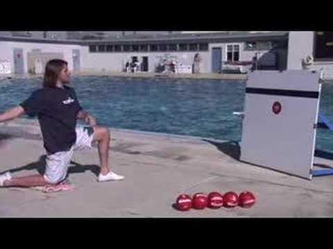 Mikasa - Hungarian Heavyweight training video Tony Azevedo