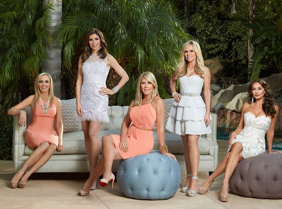 The Real Housewives of Orange County - sadly we still seem to be obsessed with the housewives. #rhoc #realhouswives #orangecounty