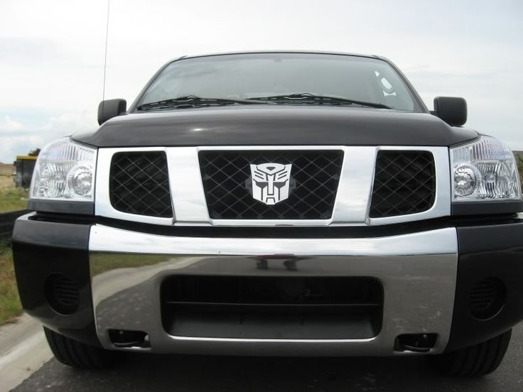 Transformers Car Emblem - Take My Paycheck - Shut up and take my money! | The coolest gadgets, electronics, geeky stuff, and more!