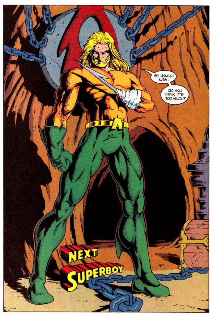 Aquaman DC Comics | Aquaman (Arthur Curry)