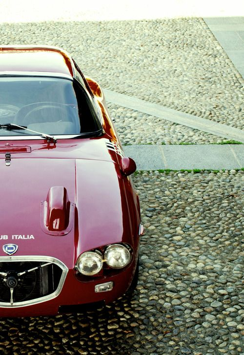 1964 #Lancia #Flavia Sport Corsa (815) #QuirkyRides #ClassicCar