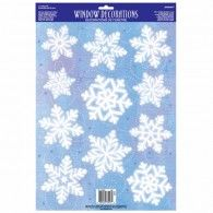 Snowflake Window Decoration $4.95 A210222