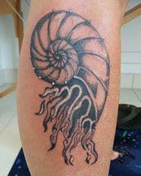 Nautilus, documentales de la 2 | #Freakinker #Granada #Granada_Tattoo_Shop #GranadaTattoo #Nautilus
