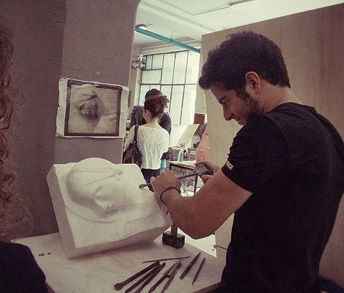 Laboratorio del marmo e della pietra