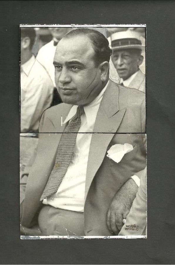 the life and criminal life of alphonse capone Jury for perjury the life style and criminal behavior of al capone one of the worlds most legendary gangsters alphonse gabriel al capone played by.