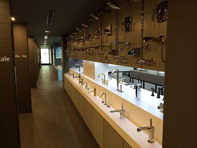 Kohler Signature Kitchen & Bath Gallery Showroom Tour.  largest Middle East Kohler Showroom in Dubai