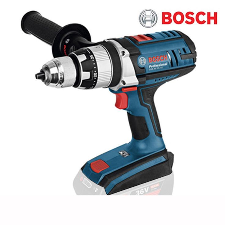 Bosch GSB 18ve 2 li Electric Cordless Hammer Drill 18v Robust Series Bare Tool