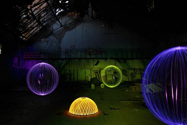 Some new lightpaintings. www.andreas-rabending.de
