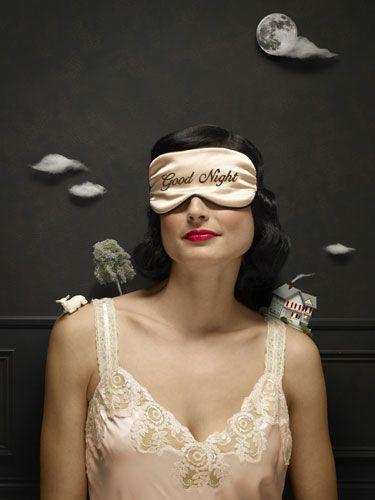 Why you can't sleep - The Sleep Test Every Woman Needs