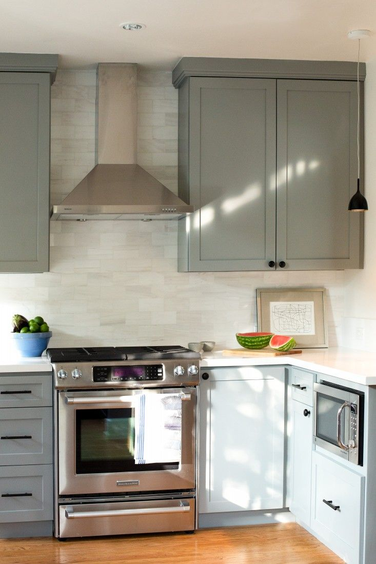 Benjamin Moore Chelsea Gray Kitchen Cabinets ~ NavTeo.com : The ...