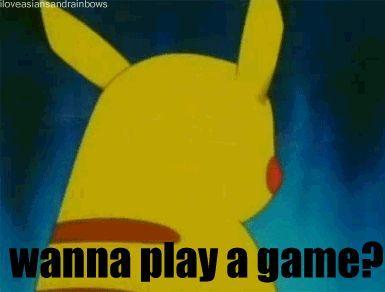 VIDEO GAME  GIF | pokemon-gif-play-game.gif