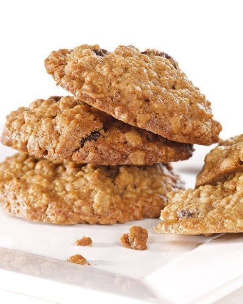 Oatmeal Raisin Cookies | Recipe