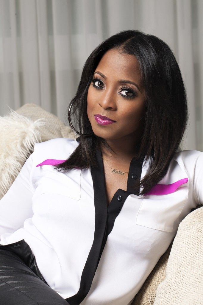 10 Minutes with Hairfinity's New Brand Ambassador Keshia Knight Pulliam | Swa-Rai