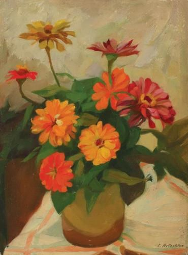 Margarets - Constantin Artachino