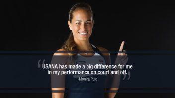Monica Puig: Tennis' Golden Girl