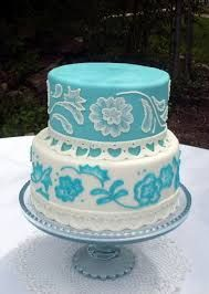 Image result for brush embroidery cake