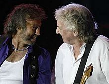 Paul Rodgers and Mick Ralphs, Bad Company in 2011