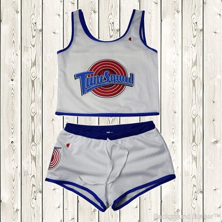 space jam lola bunny tune squad uniform