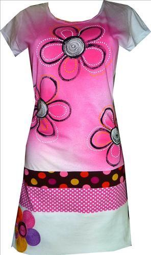 #artplanet #handmade #original #fashion #móda #dress #šaty #handpainted #ručněmalované