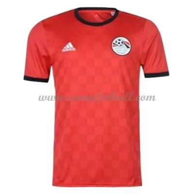 Billige Fotballdrakter Egypt VM 2018 Hjemme Draktsett