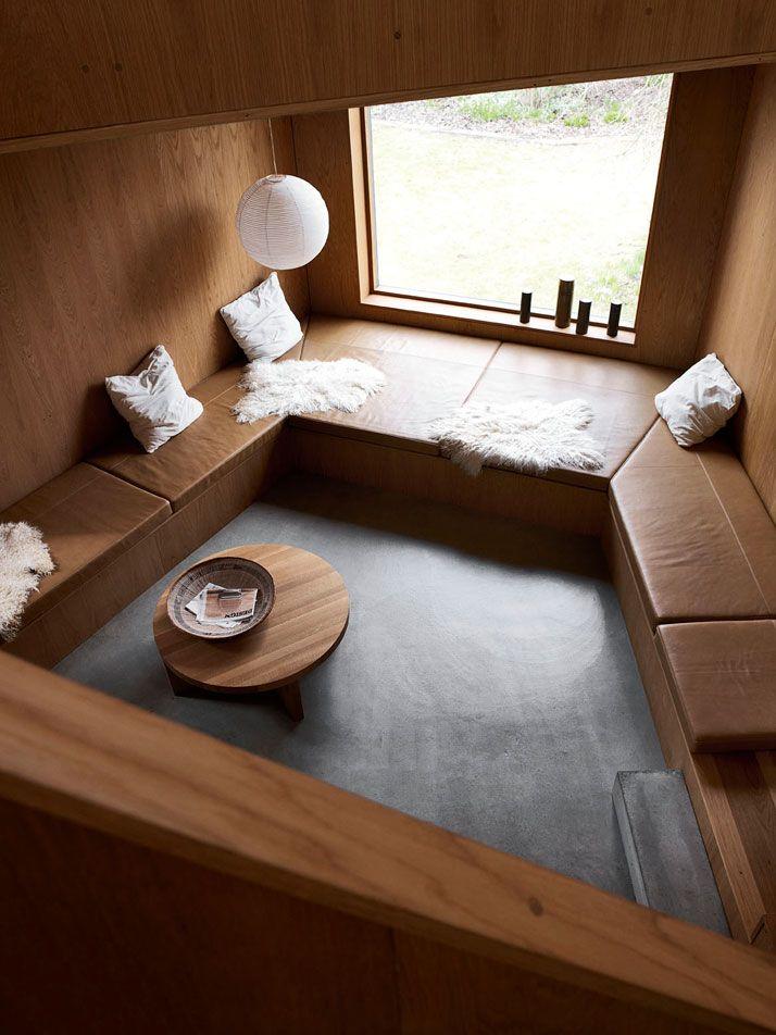Danish Summer Residence Stuns With the Simplicity of Its Interior Design - Via @Decoist.com
