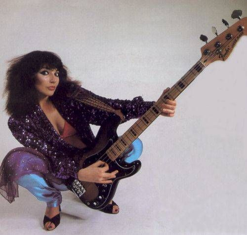 I don't really think it's a good policy to wish that you're someone else, so I don't usually.  But sometimes, just every once in awhile, I wish a little bit that I was Kate Bush.