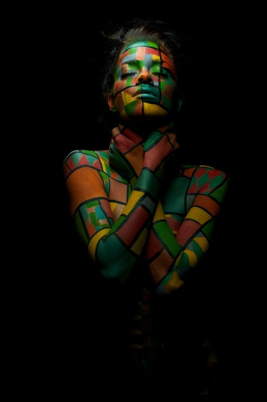 Body Paint by Tim Engle