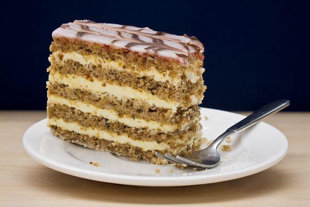 Prăjitura Esterhazy – CYD.RO