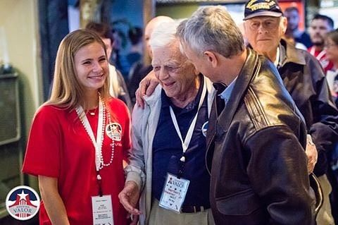"""925 Likes, 10 Comments - Gary Sinise Foundation (@garysinisefoundation) on Instagram: """"Make sure to read article about #GarySiniseFoundation's latest #SoaringValor trip. For the first…"""""""