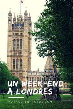 Programme et bonnes adresses pour un week-end à Londres, entre incontournables et découvertes !