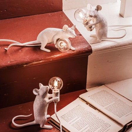 Mouse Lamps - View All Finishing Touches - Finishing Touches - Home Accessories
