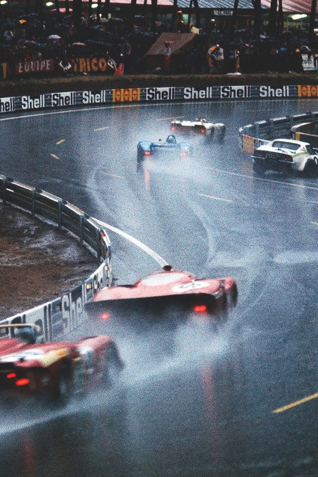 Le Mans 1970!