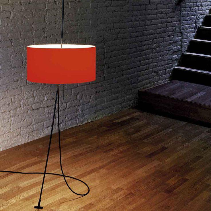 Elegant Carpyen   Totora Bodenleuchte Design Inspirations