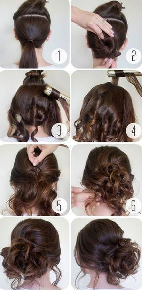 Today messy hair is worn not only in casual, but also on the red carpet. Read on for nine Perfect Messy Bun Hairstyles for Long Hair. Messy is the new