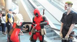 people love screwing with deadpool!
