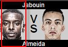 UFC 186 Thomas Almeida vs Yves Jabouin Prediction