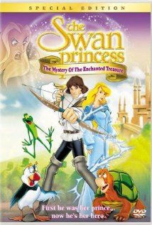 The Swan Princess: The Mystery of the Enchanted Kingdom - Loved the turtle.