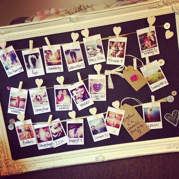 Las 25 mejores ideas sobre fotos de marcos de collage en - Como hacer un collage de fotos a mano ...