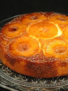 Gâteau à l'ananas facile : Recette de Gâteau à l'ananas facile - Marmiton