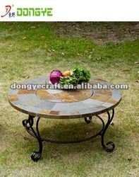 Slate Top Dining Table | ... Slate Top Fiepit Table,Slate Round Dining Table,Slate Top Dining Table