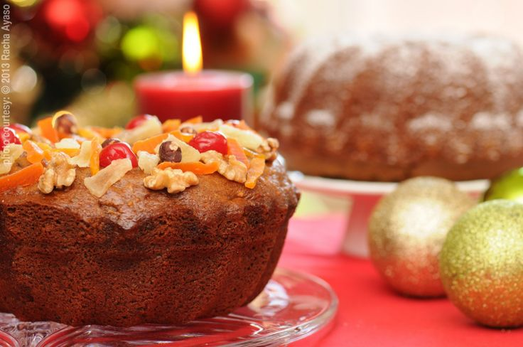 Merry Christmas - two cakes