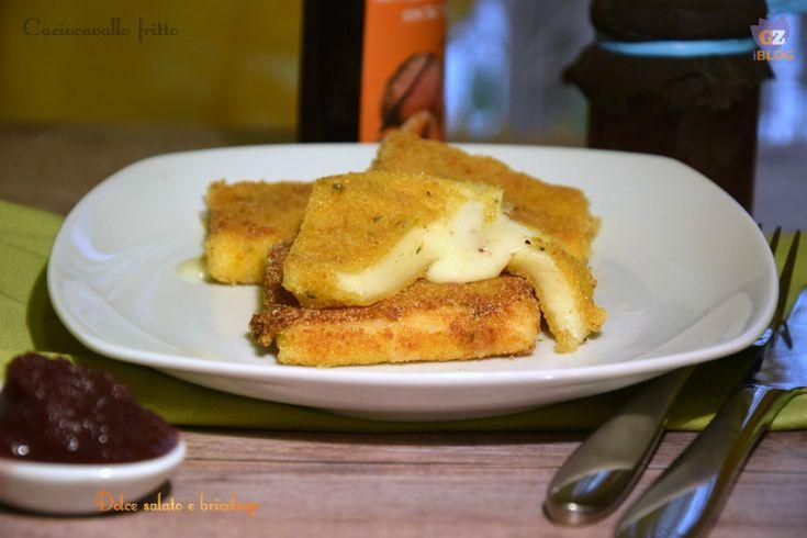 Caciocavallo fritto, antipasto