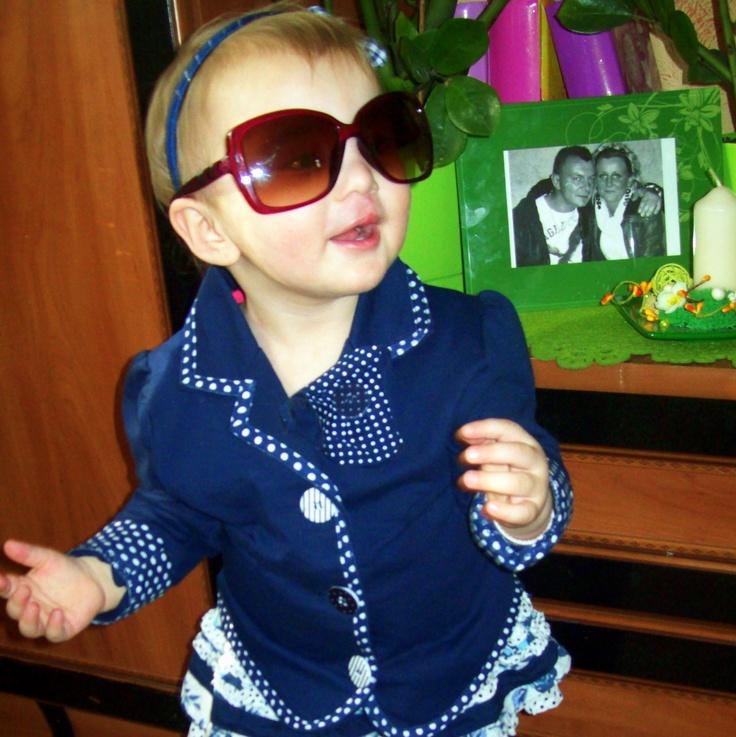 """To zdjęcie bierze udział w konkursie Modne Dziecko"""" http:// allegro.pl/dzial/dziecko styl trendy"""