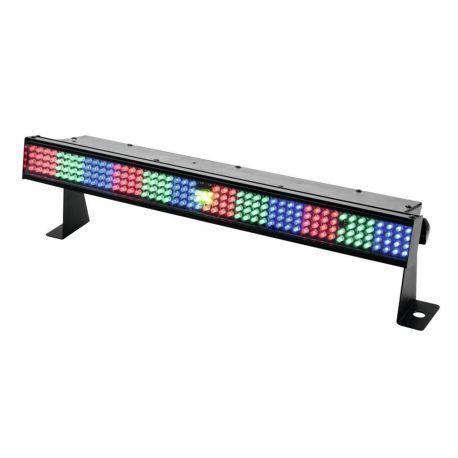 Novità...2 in1 barra LED 190 - cambiacolore con Laser class 2 rosso e verde + telecomando IR